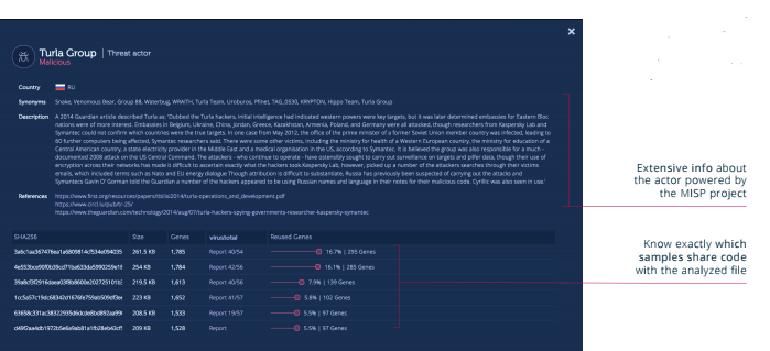 Cloud-based malware analysis
